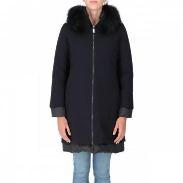 Giacca Roberto Ricci Design Donna Light Winter Coat 10 NERO