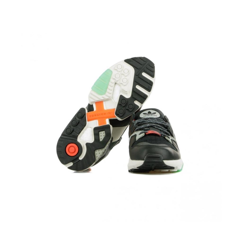 SCARPA BASSA ZX TORSION CORE BLACK/ORANGE/BOLD GREEN