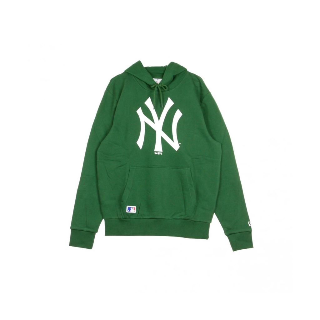 FELPA CAPPUCCIO MLB SEASONAL TEAM LOGO HOODY NEYYAN GREEN/WHITE