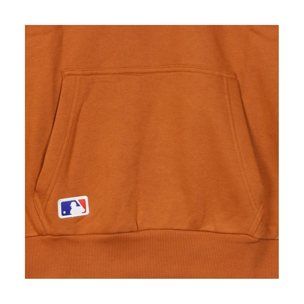 FELPA CAPPUCCIO MLB SEASONAL TEAM LOGO HOODY LOSDOD RUST