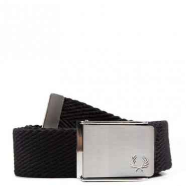 Cintura con fibbia con logo 102BLACK