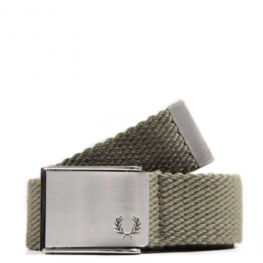 Cintura con fibbia con logo 128IRIS LEAF