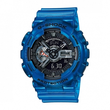 OROLOGIO G-SHOCK GA110CR-2AER OCEAN WATER BLUE