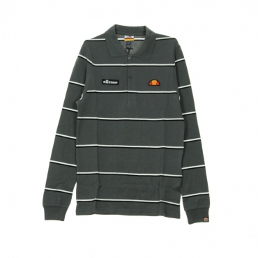 POLO MAFFIO L/S RUGBY TOP GREY