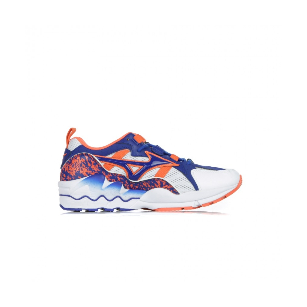 SCARPA BASSA WAWE RIDER 1 WHITE/REFLEX BLUE/NASTURTIUM