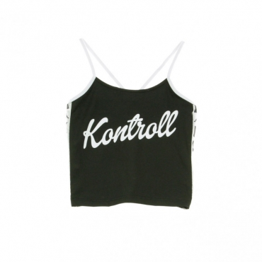 TOP TANK 2 BLACK/WHITE