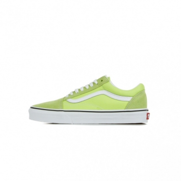 SCARPA BASSA OLD SKOOL SHARP GREEN/TRUE WHITE