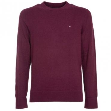 Pullover in cotone e cashmere con logo XTPTAWNYPORT