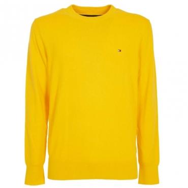 Pullover in cotone e cashmere con logo ZPKSPECTRAYE