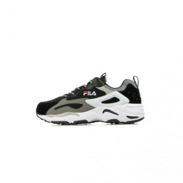 SCARPA BASSA RAY TRACER BLACK/WHITE