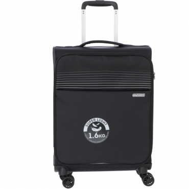 Trolley Lite Ray Cabina S NERO