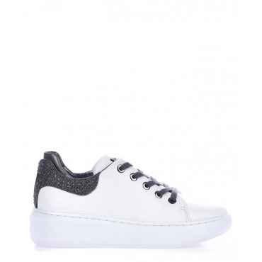 Statement sneaker bianco