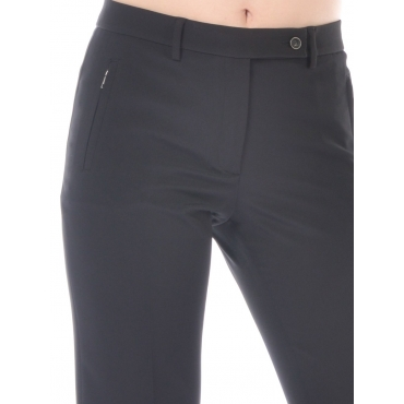 Seventy Pantalone Fashion Donna Nero