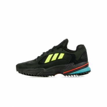 SCARPA BASSA YUNG-1 TRAIL CORE BLACK/SOLAR YELLOW/HI-RES AQUA