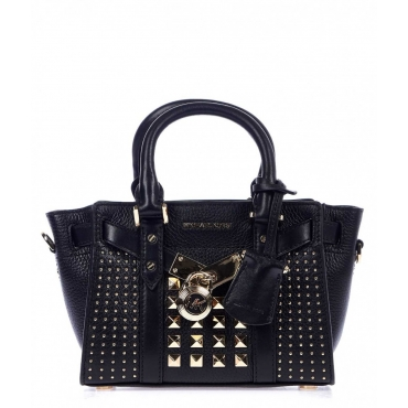 Mini borsa Nouveau Hamilton nero