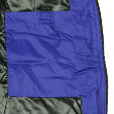 PIUMINO LARSEN JACKET THUNDER BLUE/BLACK
