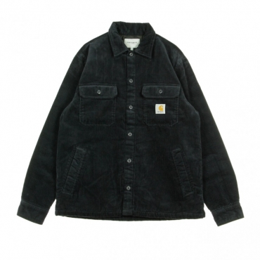 GIUBBOTTO WHITSOME SHIRT JACKET DARK NAVY