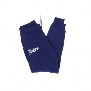 PANTALONE TUTA FELPATO TEAM APPAREL TRACK PANT LOSDOD DARK ROYAL/WHITE