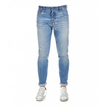 Sexy Mercury Jean azzurro