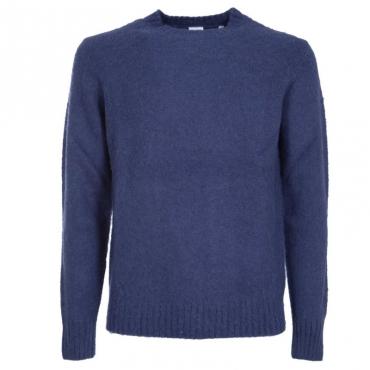 Maglione girocollo in lana 01039
