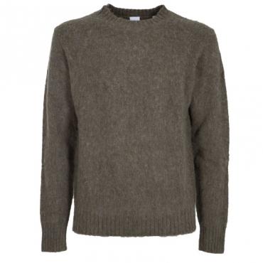 Maglione girocollo in lana 01145