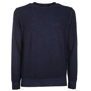 Pullover leggero in lana extrafine 08