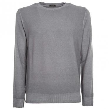 Pullover leggero in lana extrafine 15