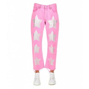 Jeans Boyfriend Original Pink