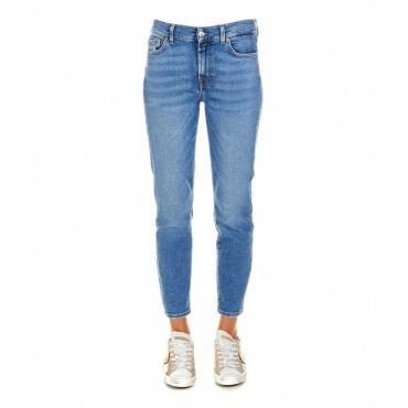 Jeans Roxanne Ankle azzurro