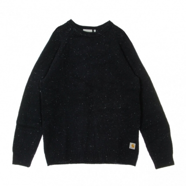 MAGLIONE ANGLISTIC SWEATER DARK NAVY HEATHER