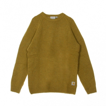 MAGLIONE ANGLISTIC SWEATER HAMILTON BROWN HEATHER