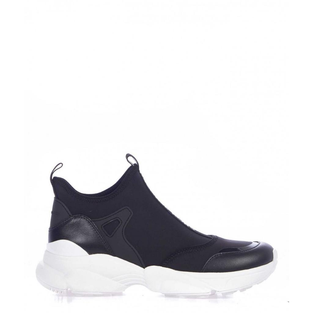 Sneaker Willow Slip On nero