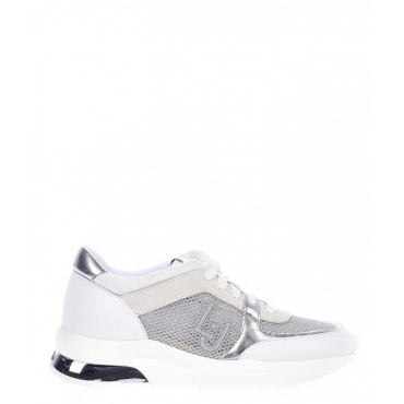 Sneaker Karlie bianco