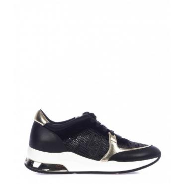 Sneaker Karlie nero