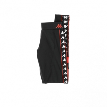LEGGINS AUTHENTIC BURTA BLACK/RED