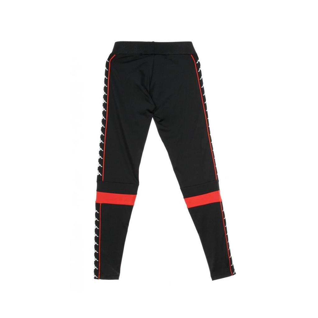 LEGGINS AUTHENTIC BURTA BLACK/RED