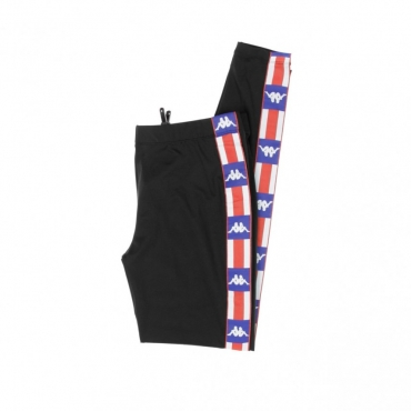 LEGGINS AUTHENTIC LA BAWARD BLACK/BLUE