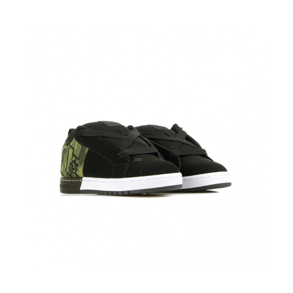 SCARPE SKATE COURT GRAFFIK SQ BLACK/CAMO