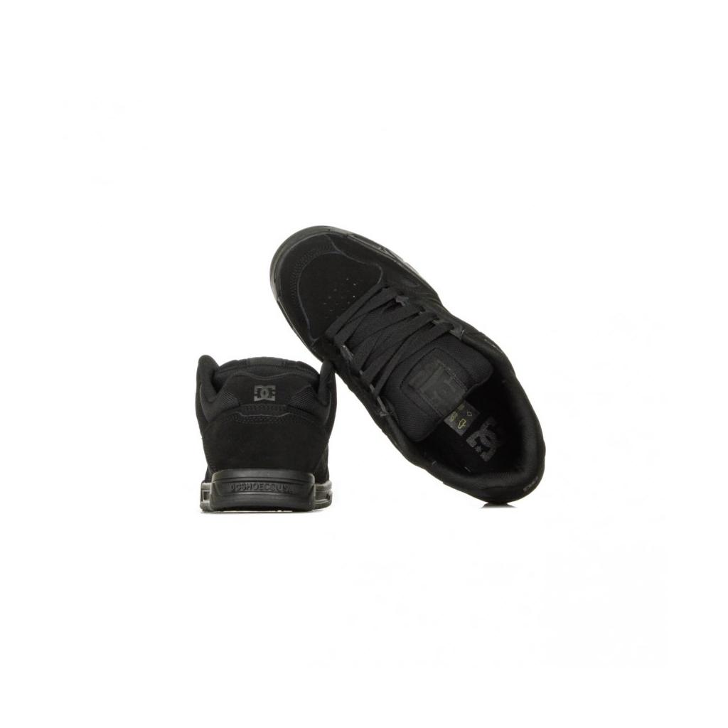 SCARPE SKATE STAG BLACK/BLACK/BLACK