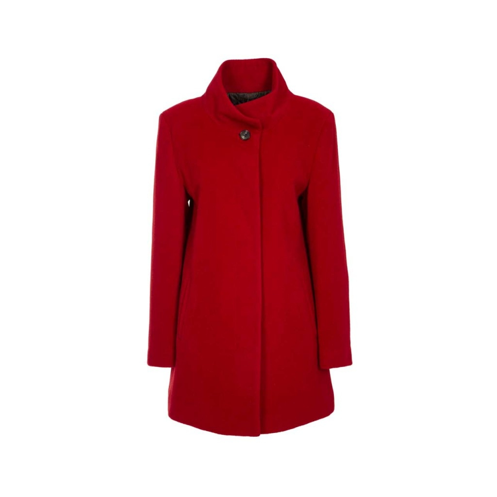 Cappotto in misto lana 400ROT