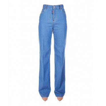 Bohemian Jean azzurro