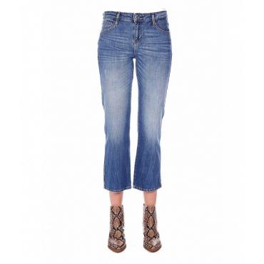 Slim fit jeans azzurro