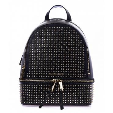 Zaino Rhea con borchie nero
