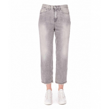 Jeans Felicity grigio chiaro