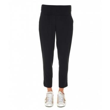 Pantalone jogging Tess nero