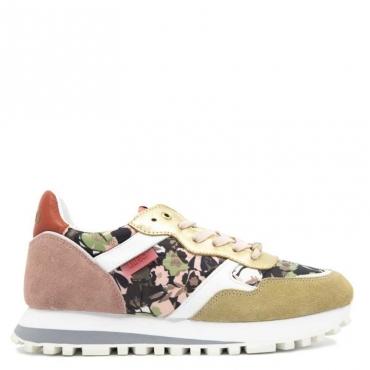 Sneakers Wonder 20 floreale S19E2FLOWERC