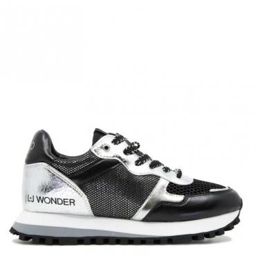 Sneakers Wonder 20 metallic 22222BLACK