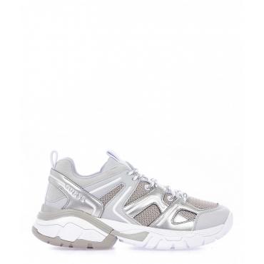 Chunky sneaker grigio chiaro