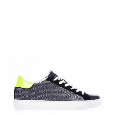 Sneaker Beat grigio scuro