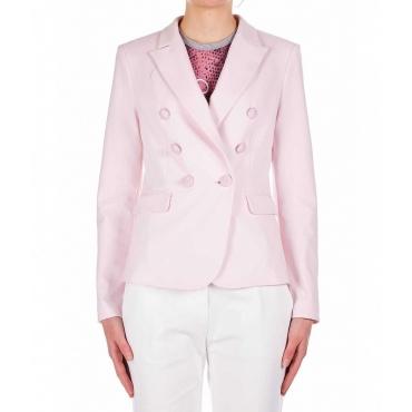 Blazer Grondaie rosa chiaro